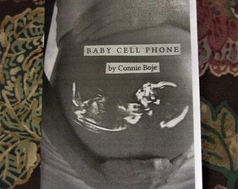 Baby Cell Phone Zine
