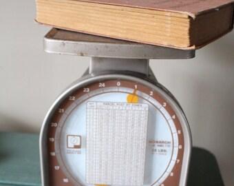 Vintage Postal Scale, Vintage Scale, Antique Scale