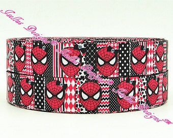 Girl Super hero  Ribbon you choose