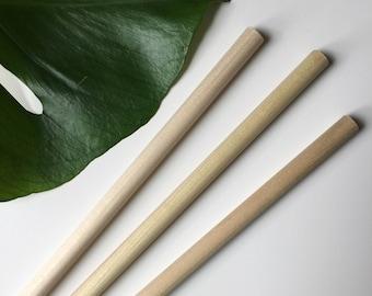 Wood dowel, wood rod, wooden dowel, macrame, weaving