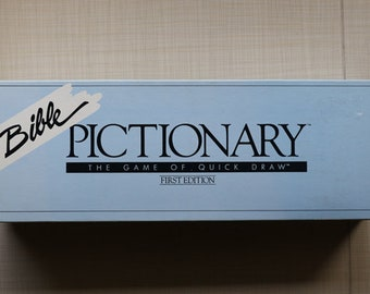 Bible Pictionary: The Game of Quick Draw 1987