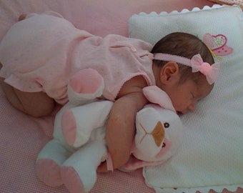 Special Listing for Jenni Hefton - Shipping Cost to send a Pink Baby Headband