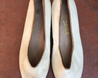 Very unique Woman Ballerina Flats - Shoes by Frances size: 35 MADE IN ITALY