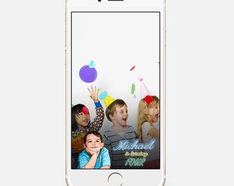 LIMITED TIME! Custom Animate Snapchat Filter Custom Snapchat Geofilter Custom Animate Geofilter Baby Photo Snapchat Photo Geofilter bgl01