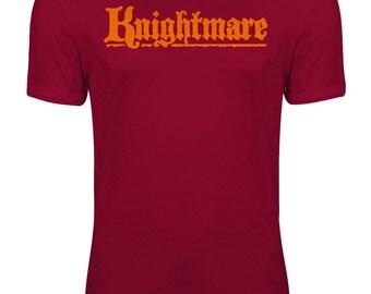 Knightmare - Children's TV Retro Nostalgia 80's TV Show Womens T-shirt