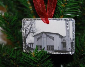 Ornament - St. Albert the Great Church, Burbank,  Illinois