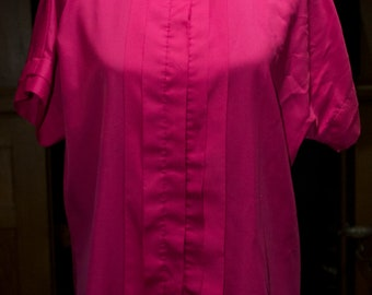 Vintage Gailord Pink Blouse