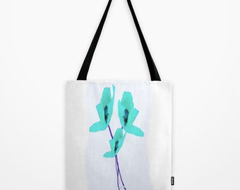 BAG FABRIC BAG, bags, art and photography, pastel, Art Print