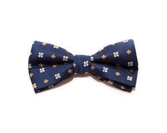 de MORÉ - Daisy blue bow tie