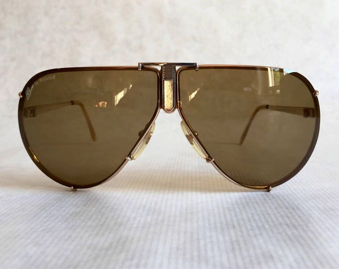 Boris Becker 4803 A Vintage Sunglasses New Old Stock Made in Italy
