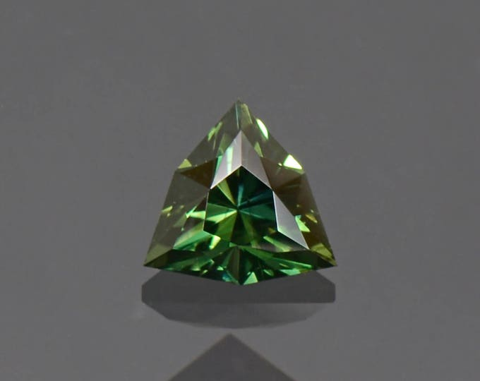 Beautiful Blue Green Color Shift Sapphire Gemstone from Australia 1.04 cts.