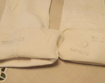 Italian Doeskin Opera Gloves