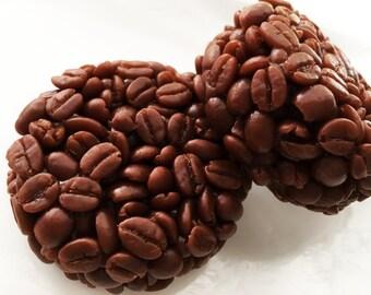 Coffee Soap, Coffee Bean Soap, Espresso Soap, Coffeehouse Soap, Coffee Soap Bar, Coffee Bar Soap, Espresso Bar Soap, Glycerin Soap