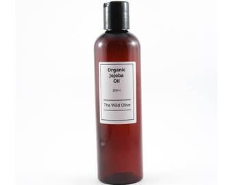 Organic Jojoba Oil - 250ml