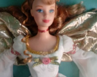 Mattel 1998 Angel of Joy Barbie Doll Vintage Barbie Doll
