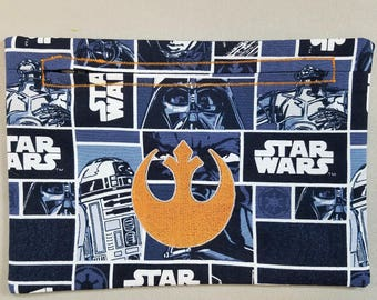 Star Wars Rebel Alliance Zipper Pouch
