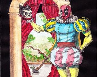 Shakespeare Deadpool