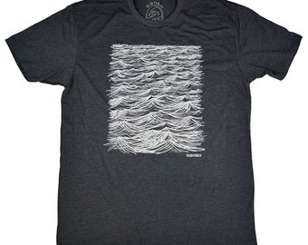 20 KNOTS - Charcoal - T-shirt - Wind - Water -  - limited - by uroko