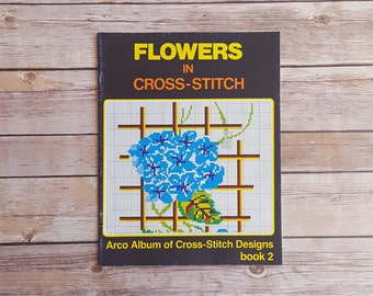 Cross Stitch Flowers Cross Stitching Gift Book Patterns Unique Cross Stitch Pattern Floral Cross Stitch Designs Easy Cross Stitch Designs