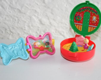 1990s Polly Pocket McDonalds Toys