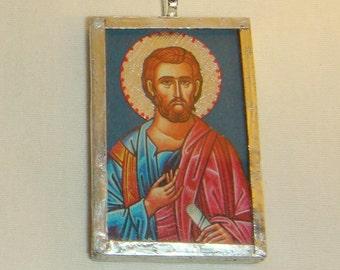 St Bartholomew the Apostle Pendant inv1684