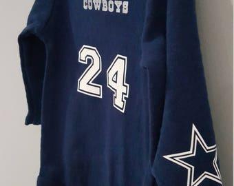 Dallas Cowboys Onesie