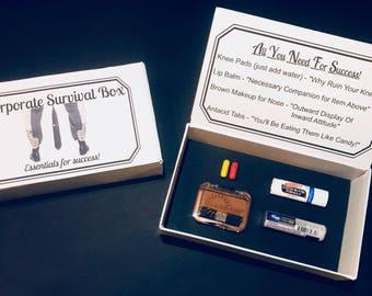Corporate Survival Box