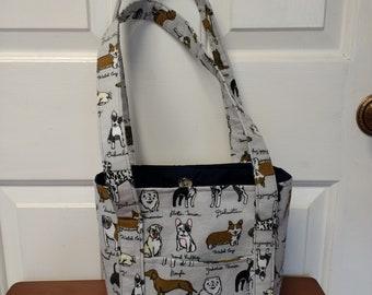 Dog Lover's Purse/Handbag