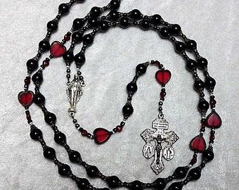 Mary Queen of all Hearts 5-Decade Rosary