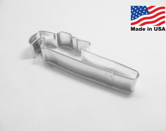 Pipe Wrench Cookie Cutter