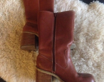 FREe SHIPPINg VINTAGE FRYE BOOTS FREe SHIPPINg