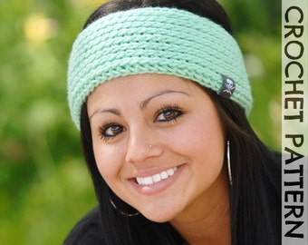 CROCHET PATTERN - Method Headwrap