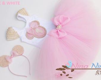 Minnie Mouse Set (many colors)