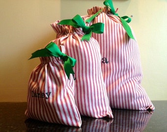 Personalized Christmas Gift Bag-Medium