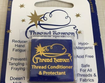 Thread Heaven Thread Conditioner - New - Limited Supply -No Longer Manufactured