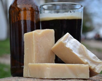Beer! - Handcrafted Vegan Bar Soap