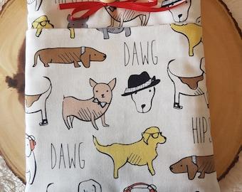 Doggy book Sleeve