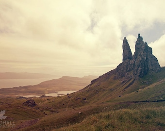 Old Man of Storr | Landscape Photography | Instant Download | Printable Art | Isle of Skye, Scotland | Fine Art Photography