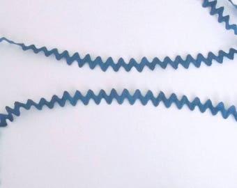 Royal Blue croquet 2.90 m X 15mm tape