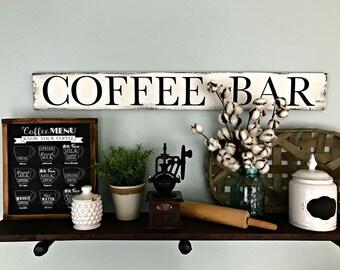 Coffee Sign   Coffee Bar   Coffee Bar Sign   Coffee Decor   Coffee Bar Decor