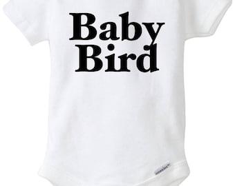 Baby Bird Baby Onesie