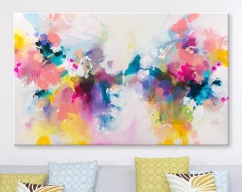 Large Painting on Canvas Original abstract painting Abstract art Acrylic painting Large Wall art Abstract wall art Modern Large Wall decor