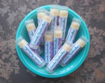 Lavendel Marshmallow veganen Lippenbalsam