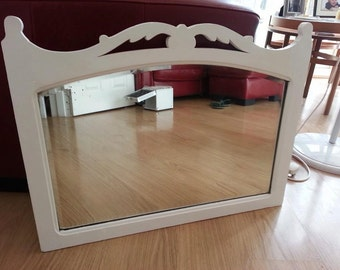 Painted Edwardian Mirror
