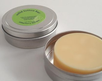 VIENNESE MARZIPAN Solid Lotion Bar