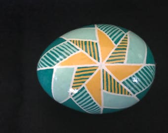 Pysanky- chicken egg