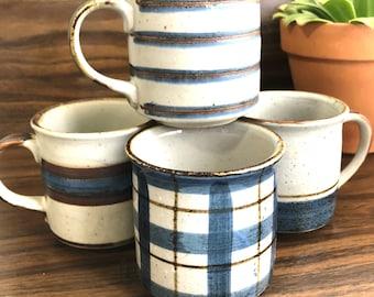 Vintage Otagiri Stoneware mugs