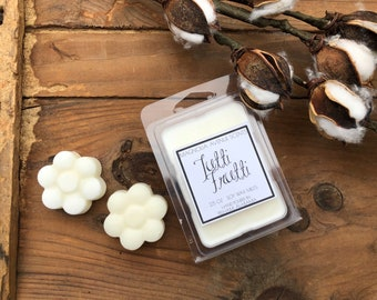 Wax Melts- Wax Tart - Soy Melt- Wax Cube - Scented Wax Melts- Scent Cube- Wickless Candle- Wax Bar