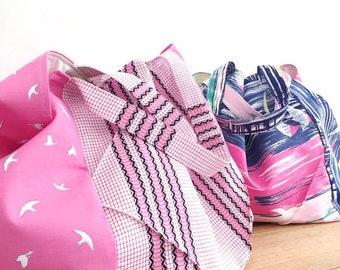 DOVE, Diamond Fabric Tote Bag, Overnight Bag, Handbag, Yoga Bag, Library Bag, Beach Bag, Picnic Bag.
