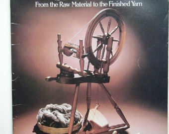 Carol Kroll The Whole Craft of Spinning 1981 Dover Publications
